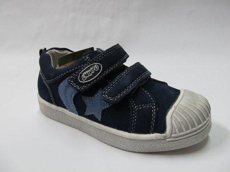 9f3ff10a478 Детски обувки CHIPPO естествена кожа синьо 26/31 - Dambo-obuvki.bg